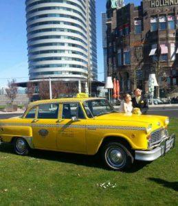 Yellow cab huren